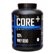 Sipco The Core+ 100% Whey Blend,  5 lb  Chocolate