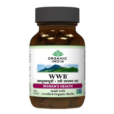 Organic India Women'S Well Being,  60 capsules