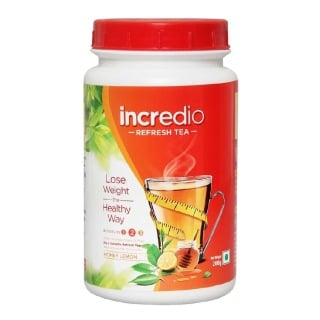 Incredio ReFresh Tea,  0.2 kg  Honey Lemon