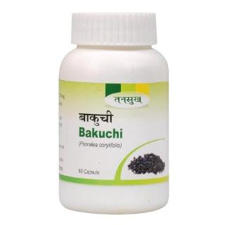 Tansukh Bakuchi,  60 capsules