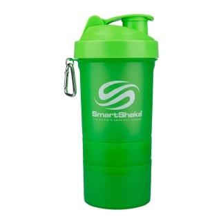 SmartShake Neon,  Green  500 ml