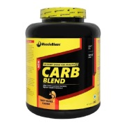 MuscleBlaze Carb Blend,  6.6 lb  Orange