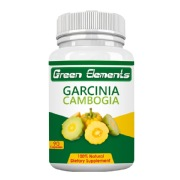 Green Elements Garcinia Cambogia, 90 capsules