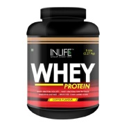 INLIFE Whey Protein,  5 lb  Coffee