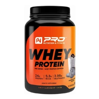 1 - Pro Nutrition & Fitness Whey Protein,  2.2 lb  Cookies & Cream