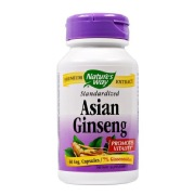 Nature's Way Asian Ginseng,  60 veggie capsule(s)