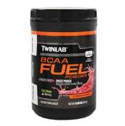 TWINLAB BCAA Fuel Powder,  0.51 lb  Fruit Punch