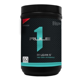 Rule One R1 Lean 5,  0.75 lb  Tropical Rush