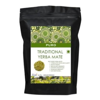 Puro Traditional Yerba Mate,  0.1 kg
