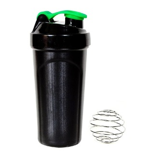 Day2Day Classic Shaker,  Green & Black  750 ml