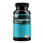 ON (Optimum Nutrition) L-Carnitine (500mg),  60 tablet(s)  Unflavoured