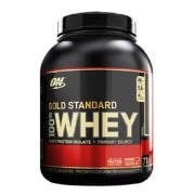 ON (Optimum Nutrition) Gold Standard 100% Whey Protein,  5 lb  Coffee