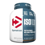Dymatize Iso-100 Protein,  5 lb  Gourmet Chocolate