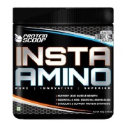 Protein Scoop Insta Amino,  0.33 lb  Lemon