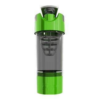 DYEG Cyclone Shaker Bottle,  Green  500 ml