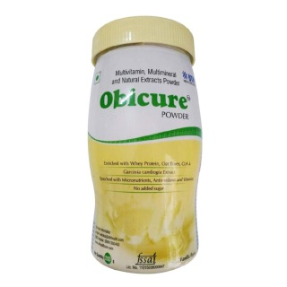 UTH Healthcare Obicure Powder,  0.44 lb  Vanilla
