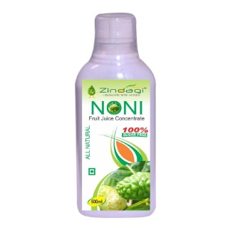 Zindagi Noni Juice,  Natural  500 ml