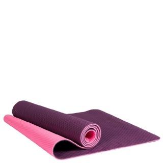 Technix Yoga Mat Eco TPE,  Purple  6 mm