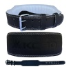KOBO Back Support Weight Lifting Gym Belt (WTB-02),  Black  Medium
