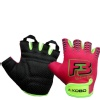 KOBO Ladies Exercise Weight Lifting Gym Gloves (WTG-11),  Pink  XL