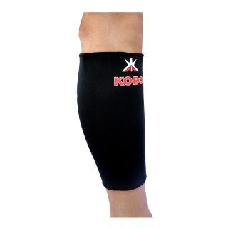 KOBO Neoprene Leg Support (3619),  Medium  Black