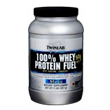 TWINLAB 100% Whey Protein Fuel,  Chocolate  2 Lb