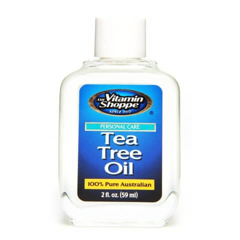 The Vitamin Shoppe Tea Tree Oil,  0.059 L