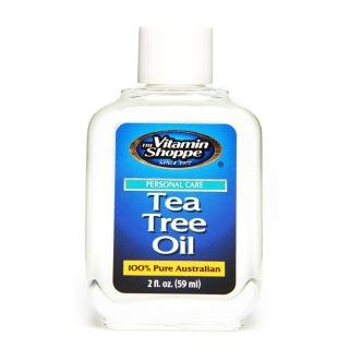 The Vitamin Shoppe Tea Tree Oil,  0.059 L