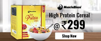 High Protein Cereal