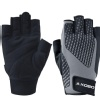 KOBO Gym Gloves (WTG-21),  Grey & Black  Medium