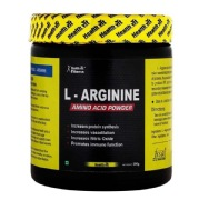 Healthvit L-Arginine Amino Acid Powder,  0.44 lb