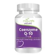 Natures Velvet Coenzyme Q-10 (100 mg),  60 softgels