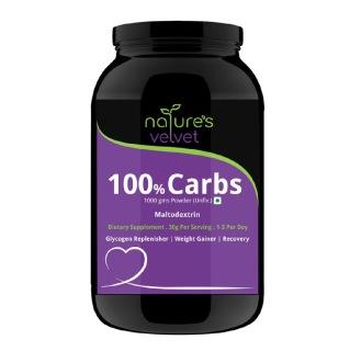 Natures Velvet 100 % Carbs,  2.2 lb  Unflavoured