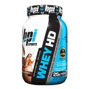 BPI Sports Whey-HD Ultra Premium,  1.75 lb  Chocolate Cookie