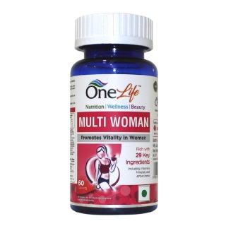 OneLife Multi Woman,  60 tablet(s)  Unflavoured