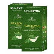 Nutriley Tulsi Jeewan Drops   Pack of 2, 30 ml