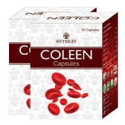 Nutriley Coleen - Pack of 2,  60 capsules