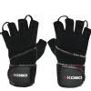 KOBO Gym Gloves (WTG-14),  Black  XL