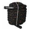 KOBO Battle Workout Training Undulation Rope (CTA-01),  Black  50 ft