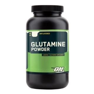 ON (Optimum Nutrition) Glutamine Powder,  0.33 lb  Unflavoured