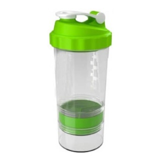 DYEG Spider Shaker Bottle,  Green  700 ml