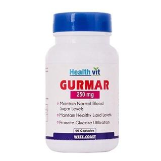 Healthvit Gurmar (250 mg),  60 capsules