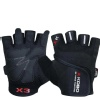 KOBO Gym Gloves (WTG-06),  Black  Large