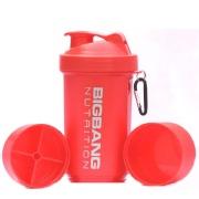BigBang Nutrition Smart Shaker,  Red  600 ml
