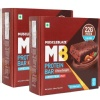 MuscleBlaze Protein Bar 22g Protein 6 Piece - Pack of 2
