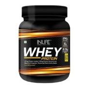 INLIFE Whey Protein,  1 lb  Mango