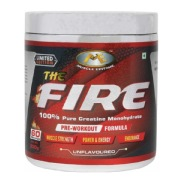 Muscle Epitome The Fire 100% Creatine Monohydrate,  Unflavoured  0.66 lb