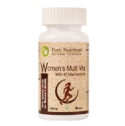 Pure Nutrition Women's Multi Vita,  60 tablet(s)  Unflavoured