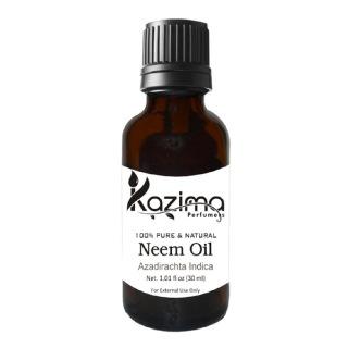 Kazima Neem Oil,  30 ml  100% Pure & Natural