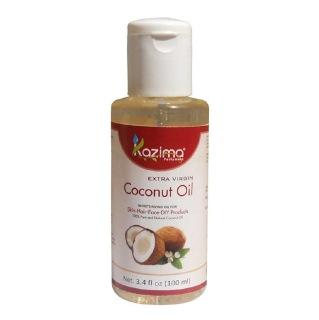 Kazima Coconut Oil,  100 ml  100% Pure & Natural